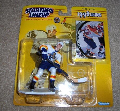 1998 Rob Niedermayer NHL Starting Lineup - 1