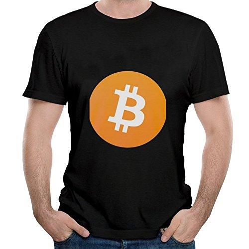 Mens-Bitcoin-Short-shirts