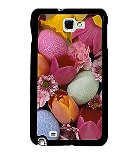 ifasho Designer Phone Back Case Cover Samsung Galaxy Note 2 :: Samsung Galaxy Note Ii N7100 ( Wood Look Oil Paint Look Wood Finish )