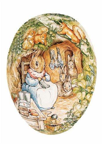 Beatrix Potter Easter Egg - Buy Beatrix Potter Easter Egg - Purchase Beatrix Potter Easter Egg (Nestler, Toys & Games,Categories)