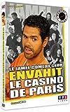 echange, troc Jamel envahit le casino de Paris