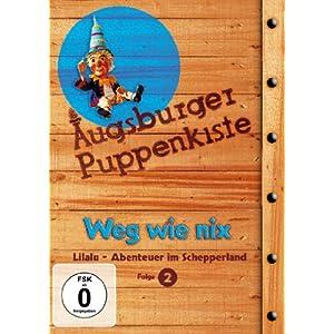 Augsburger Puppenkiste - Lilalu - Abenteuer im Schepperland, Folge 2