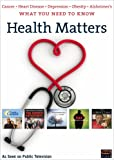 Wgbh Boston Specials: Health Matters - What You [DVD] [2008] [Region 1] [US Import] [NTSC]