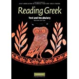 Reading Greek: Text and Vocabularyby Joint Association of...