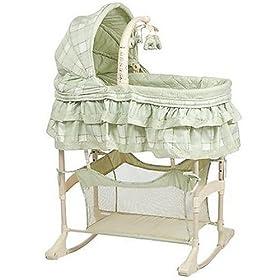 Baby Crib And Bed May 2008