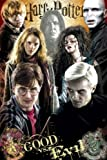 1ART1 54453 Harry Potter and The Deathly Hallows 2, Good Against Evil Poster 91 x 61 CM