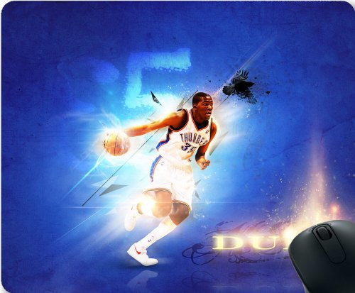 kevin durant Sports stars series mouse pad