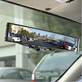 Allview Rearview Mirror - Eliminate Blind Spots with a Seamless View