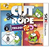 Cut the Rope Trilogy - [Nintendo 3DS]