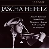 Portrait : concertos de beethoven, brahms mendelssohn, mozart, tchaikovski etc.