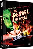 Das Pendel des Todes - uncut [Blu-Ray+DVD] auf 333 limitiertes Mediabook Cover B [Limited Collector's Edition]