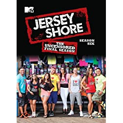 Jersey Shore: Season Six (Uncensored)
