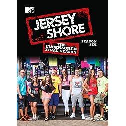 Jersey Shore: Season Six (Uncensored)