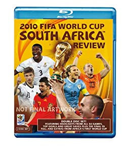 2010 Fifa World Cup South Africa Review [Blu-ray] [Import]