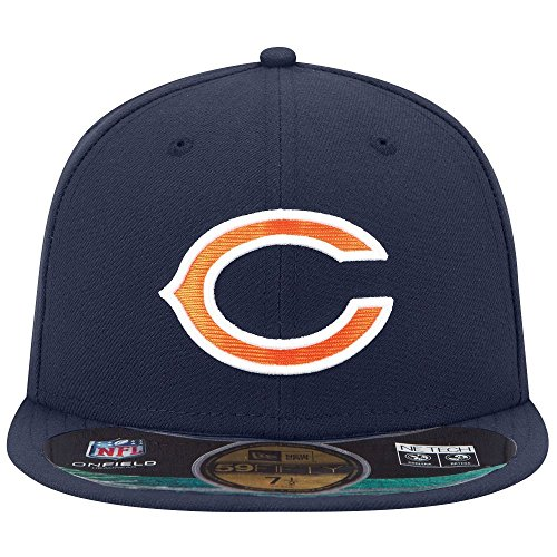 New Era 59FIFTY Fitted NFL On Field Chicago Bears