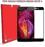 #6: Case U Xiaomi Redmi Note 4 Full Coverage Tempered Glass Screen Protector