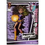 Monster High Doll- Clawdeen Wolf Wonder Wolf Superloba (Daughter of Werewolf)