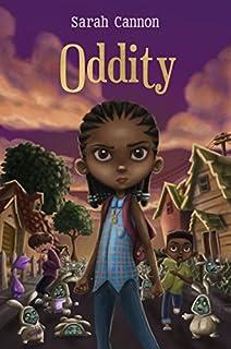 Book Cover: Oddity
