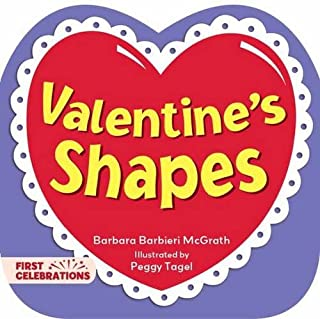 Book Cover: Valentine's Shapes