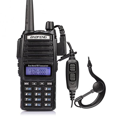 BaoFeng UV-82L Two Way Dual-Band Ham Radio