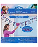 American Greetings Frozen Letter Banner, 10'
