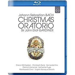 Bach: Christmas Oratorio, BWV 248 [Blu-ray]
