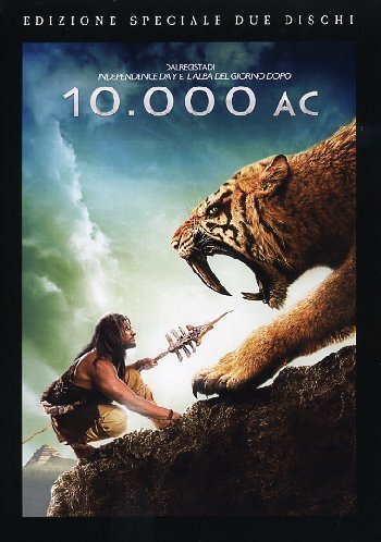 10.000 Ac [2 DVDs] [IT Import]