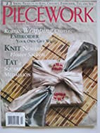 Piecework Magazine March/April 2004 Volume…