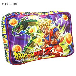 God square cushion anime character goods and dragon ball z for Dragon ball z bedroom