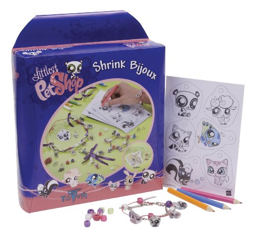 "Totum 110045 - Shrink Bijoux ""Littlest Pet Shop"""