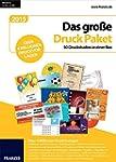 Franzis Verlag Das große DruckPaket 2015