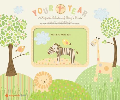 Your First Year 2011 Calendar