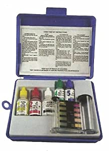 High Point Pools Deluxe Test Kit