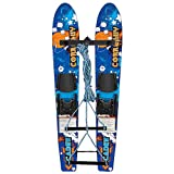 Connelly Cadet Junior Combo Water Skis With Child Slide-Type Adjustable Bindings 2013