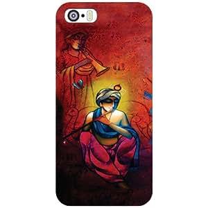 Apple iPhone 5S Back Cover - Mind Designer Cases
