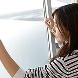 【女性の一人暮らし人気商品】ウィンドウフィルムを探すなら!防犯カメラ、防犯灯などの防犯グッズと併用! 目隠しに必要なブラインドと合わせて窓ガラスフィルム、ステッカー、目隠しシートで防御!マンションやアパート、賃貸 家におすすめ、プライバシーシール登場!【SN-4】
