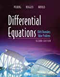 img - for Differential Equations with Boundary Value Problems (2nd Edition) 2nd by Polking, John, Boggess, Al, Arnold, David (2005) Hardcover book / textbook / text book