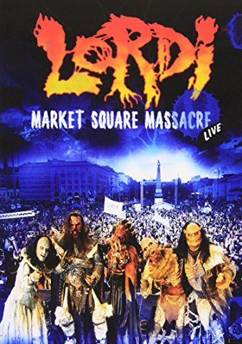 Lordi: Market Square Massacre by Lordi