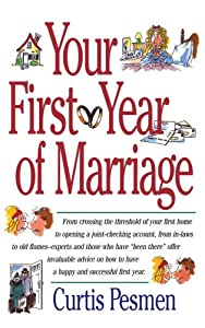 "Cover of ""Your First Year of Marriage"""