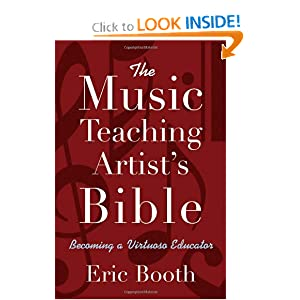 The Music Teaching Artist's Bible: Becoming a Virtuoso Educator download