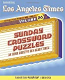 Los Angeles Times Sunday Crossword Puzzles, Volume 26 (The Los Angeles Times)