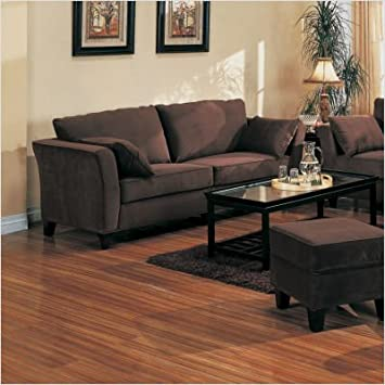Holtville Sofa in Chocolate