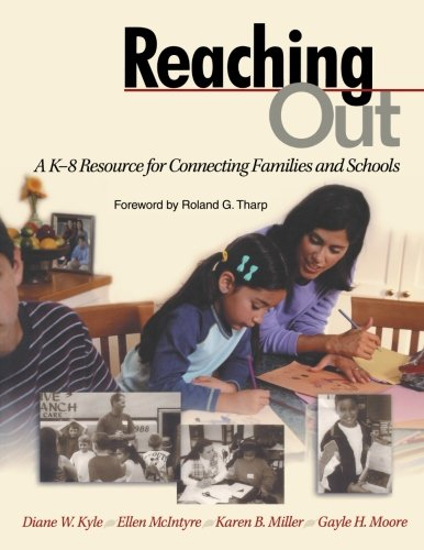 Reaching Out: A K-8 Resource for Connecting Families and...