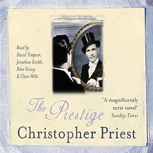 The Prestige Audiobook