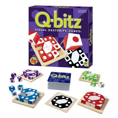 Qbitz link to Amazon