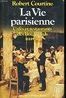 La vie parisienne par Courtine