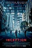 Inception Poster Movie C 11 x 17 In - 28cm x 44cm Leonardo DiCaprio Ken Watanabe Joseph Gordon-Levitt Marion Cotillard Ellen Page