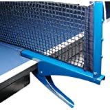 SWT 2 Durable Table Tennis Clamp Post Stands with 1 Net