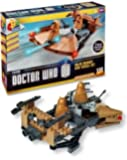 Doctor Who Character Building - Dalek Skimmer & 2 Micro Daleks (May Vary)