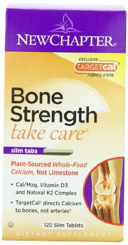 New Chapter Bone Strength Take Care, 120 Tablets